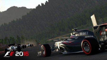 Игра Formula One F1 2016 Русская Версия (PS4) Playstation 4