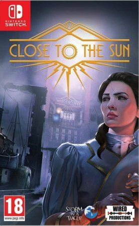 Close to the Sun Русская версия (Switch)