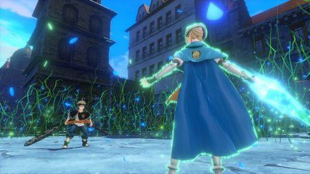 Black Clover: Quartet Knights (PS4)