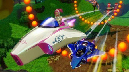 Sonic and All-Stars Racing Transformed (Platinum, Essentials) (PS3)