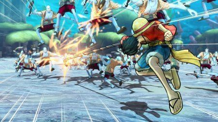 Игра One Piece Pirate Warriors 3 (PS4) Playstation 4
