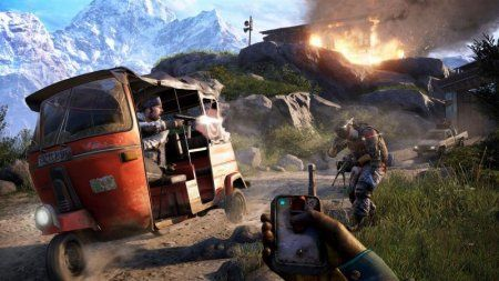 Игра Far Cry 4 (PS4) Playstation 4