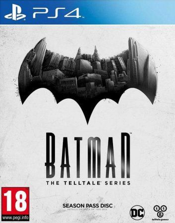 Игра Batman: The Telltale Series Русская Версия (PS4) Playstation 4