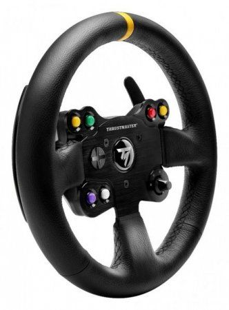 Съемное рулевое колесо Thrustmaster TM Leather 28GT Wheel Add-On (WIN/PS3/PS4/Xbox 360/Xbox One) для PS4