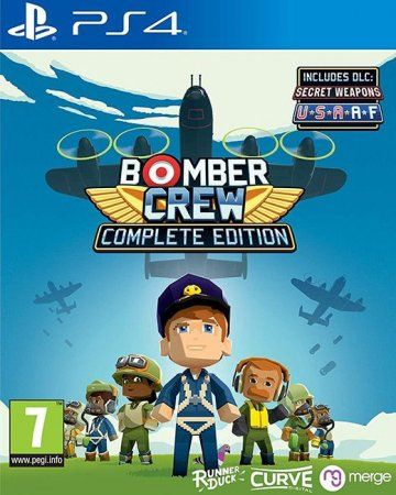 Игра Bomber Crew: Complete Edition (PS4) Playstation 4