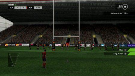 Игра Rugby 15 (PS4) Playstation 4