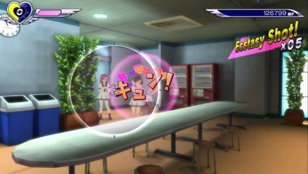 Игра Gal Gun: Double Peace (PS4) Playstation 4