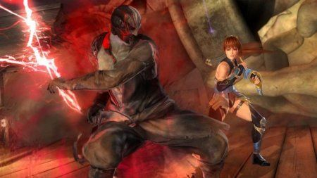 Игра Dead or Alive 5: Last Round (PS4) Playstation 4