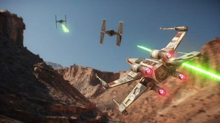 Игра Star Wars: Battlefront (PS4) Playstation 4