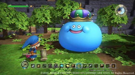 Dragon Quest: Builders (PS4)