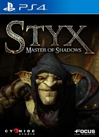 Игра Styx: Master of Shadows (PS4) Playstation 4