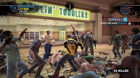 Игра Dead Rising 2 (PS4) Playstation 4