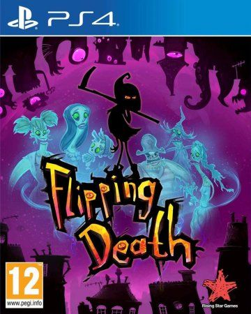 Игра Flipping Death (PS4) Playstation 4
