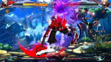 Игра BlazBlue: Chrono Phantasma Extend Limited Edition (PS4) Playstation 4