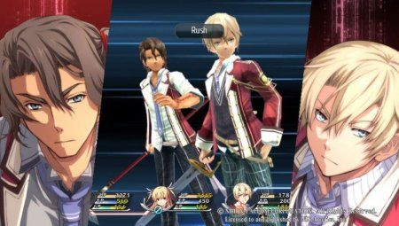 Купить игру The Legend of Heroes: Trails of Cold Steel (PS3) для Sony Playstation 3