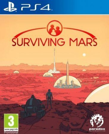 Surviving Mars Русская Версия (PS4)