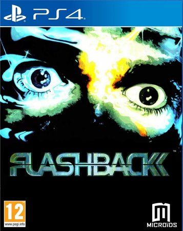 Игра Flashback (PS4) Playstation 4