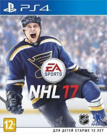 Игра NHL 17 Русская Версия (PS4) Playstation 4