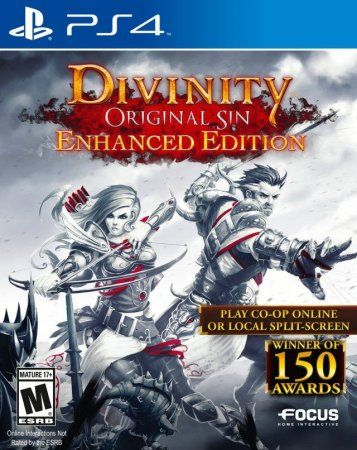 Игра Divinity: Original Sin. Enhanced Edition (PS4) Playstation 4