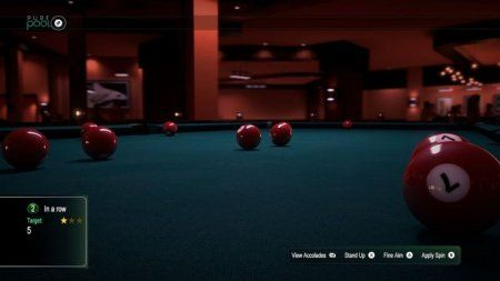 Игра Pure Pool Русская Версия (PS4) Playstation 4