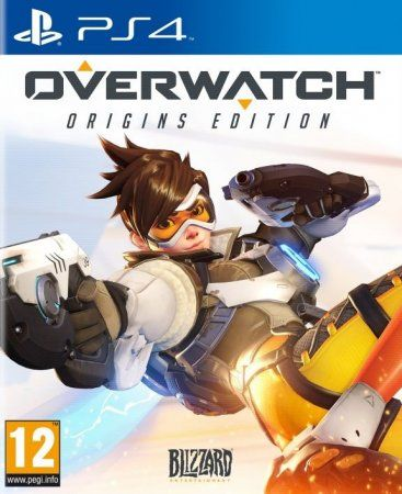 Игра Overwatch: Origins Edition Русская Версия (PS4) Playstation 4
