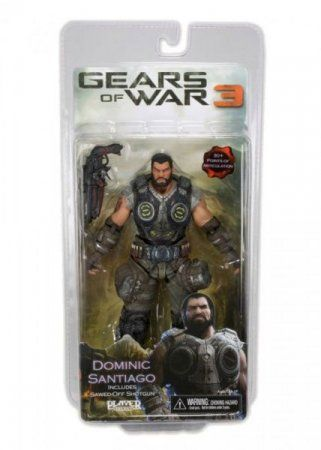 Фигурка Доминик Сантьяго Gears of War 3: Series 2 Dom 7 (Neca)
