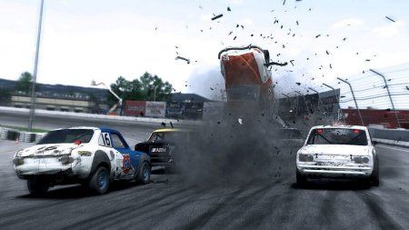 Wreckfest Deluxe Edition (PS4)