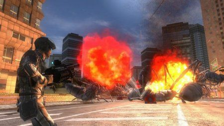 Игра Earth Defense Force 4.1: The Shadow of New Despair (PS4) Playstation 4