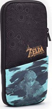 Защитный чехол (Slim pouch Zelda: Breath of the wild) HORI (NSW-168U) (Switch)