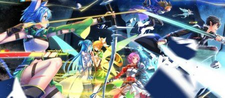 Игра Sword Art Online: Lost Song (PS4) Playstation 4
