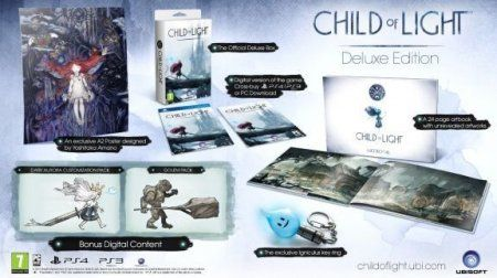 Игра Child of Light Deluxe Edition Код на загрузку (PS4) Playstation 4