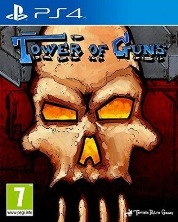 Игра Tower of Guns (PS4) Playstation 4