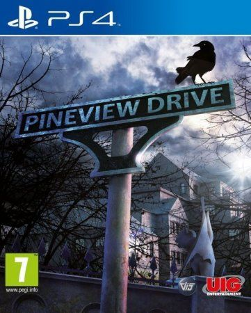 Игра Pineview Drive (PS4) Playstation 4