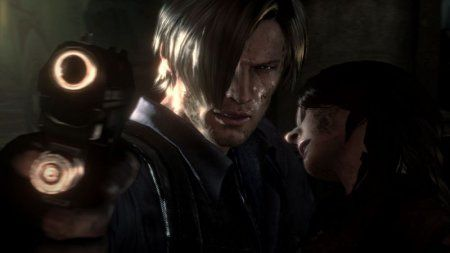Игра Resident Evil 6 (PS4) Playstation 4