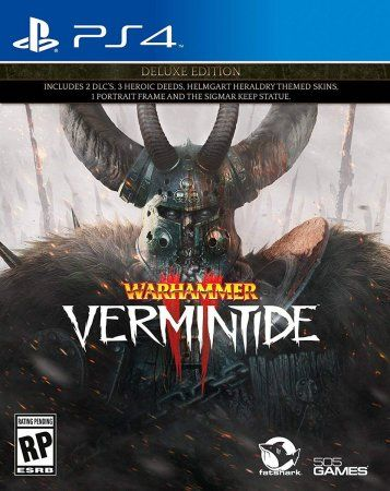 Warhammer: Vermintide 2 - Deluxe Edition Русская Версия (PS4)
