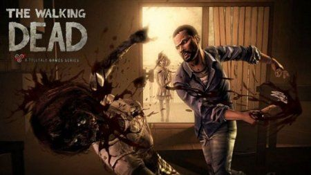Игра The Walking Dead (Ходячие мертвецы): The Complete First Season (PS4) Playstation 4