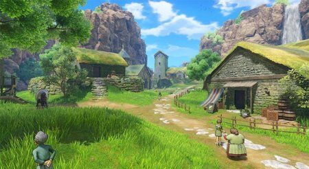 Dragon Quest 11 (XI): Echoes of an Elusive Age Издание Света (Edition of Light) (PS4)