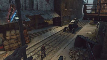 Игра Dishonored: Definitive Edition Русская Версия (PS4) Playstation 4