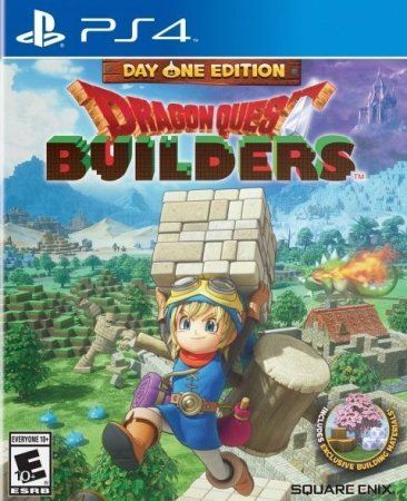 Игра Dragon Quest: Builders (PS4) Playstation 4