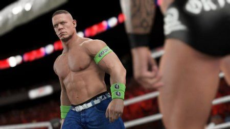 Игра WWE 2K15 (PS4) Playstation 4