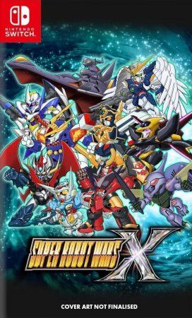 Super Robot Wars X (Switch)