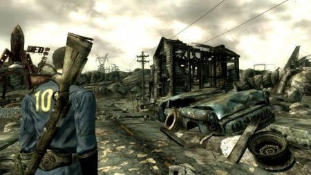 Fallout 3 Издание Игра Года (Game of the Year Edition) (Xbox 360/Xbox One)