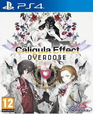 Игра The Caligula Effect: Overdose (PS4) Playstation 4