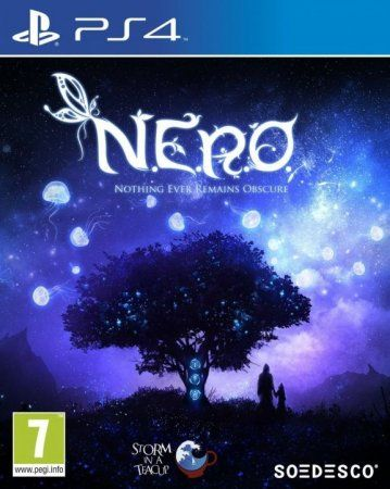 Игра N.E.R.O.: Nothing Ever Remains Obscure Русская Версия (PS4) Playstation 4