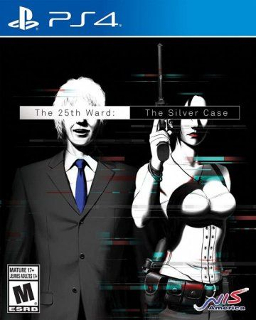 Игра The 25th Ward: The Silver Case (PS4) Playstation 4