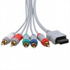 Wii Компонентный видео кабель HDTV (Component Video Cable) (Wii) купить в Москве по цене  830.00 р в каталоге интернет магазина «NextGame» - характеристики, сравнение, описание, скидки, доставка